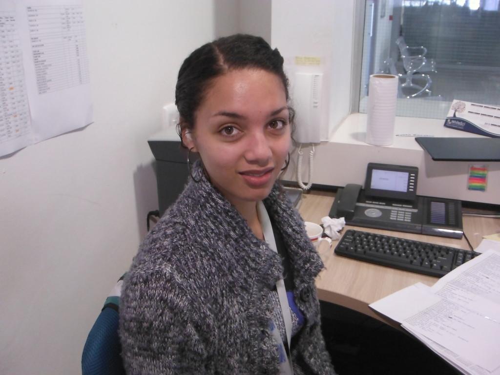 Robin Karelse-Office Administrator