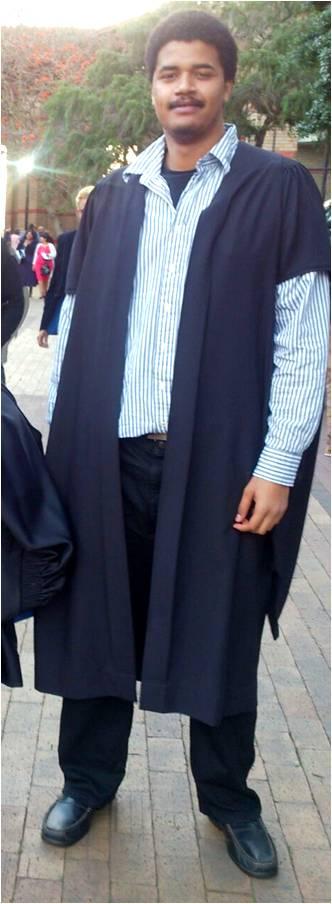 Tim graduation